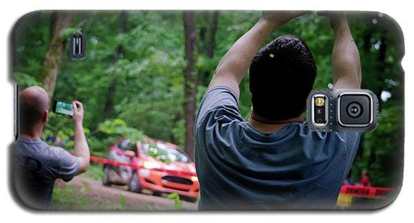 Rally Fan Capture Galaxy S5 Case