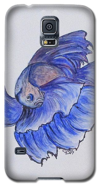 Ralphi, Betta Fish Galaxy S5 Case