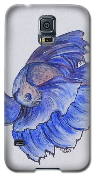 Ralphi, Betta Fish Galaxy S5 Case