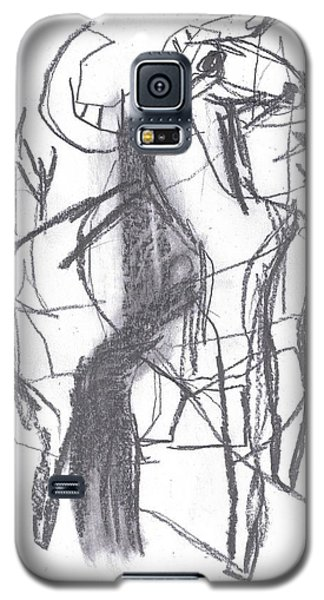 Ram In A Forest Galaxy S5 Case