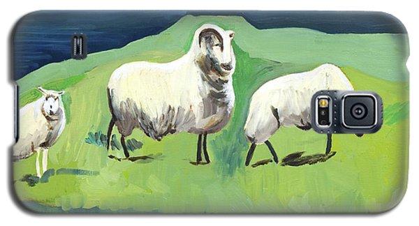 Ram On A Hill Galaxy S5 Case