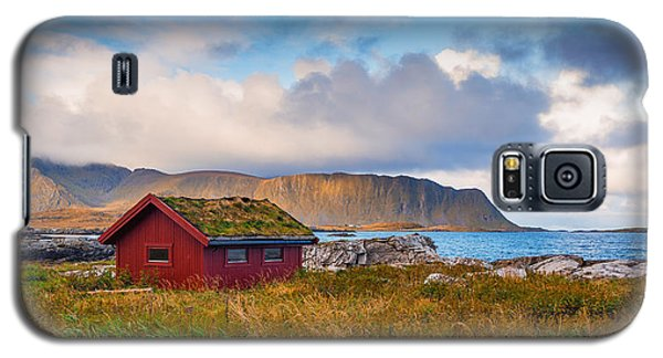 Ramberg Hut Galaxy S5 Case