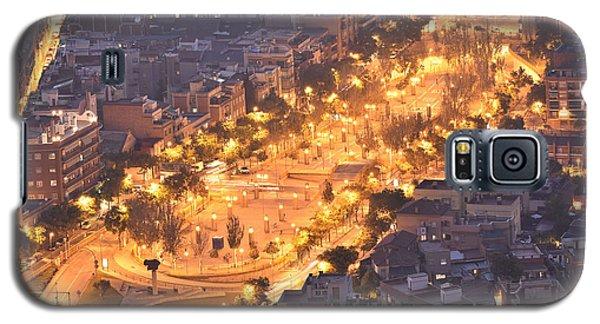 Galaxy S5 Case featuring the photograph Rambla Del Carmel Barcelona by Marek Stepan
