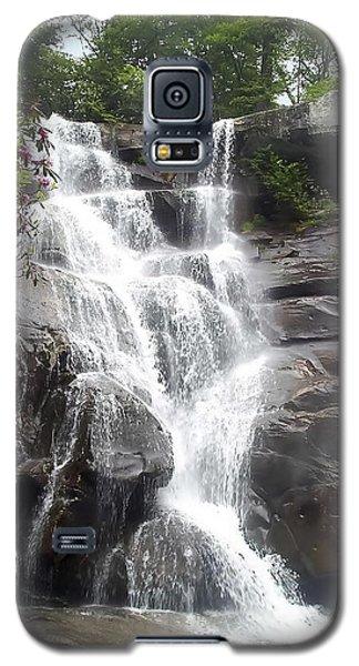 Ramsay Cascade Smoky Mountains National Park Galaxy S5 Case