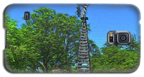 Ranch Water Well 11018 Galaxy S5 Case