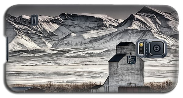 Ranchland Elevator Galaxy S5 Case