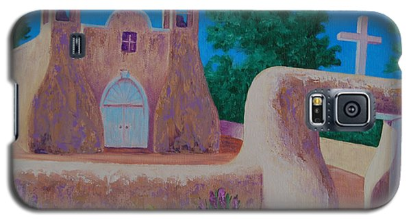 Rancho De Taos II Galaxy S5 Case