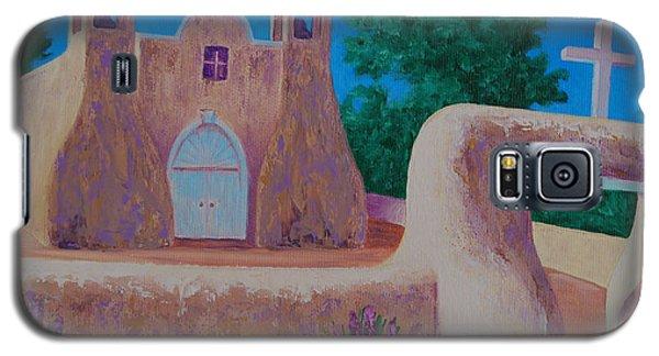 Rancho De Taos II Galaxy S5 Case