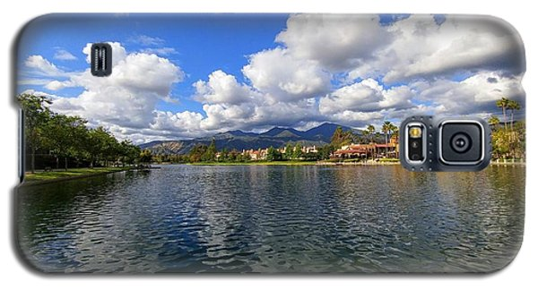 Rancho Santa Margarita Lake Galaxy S5 Case