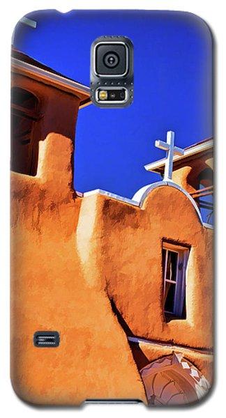 Ranchos De Taos Church Galaxy S5 Case
