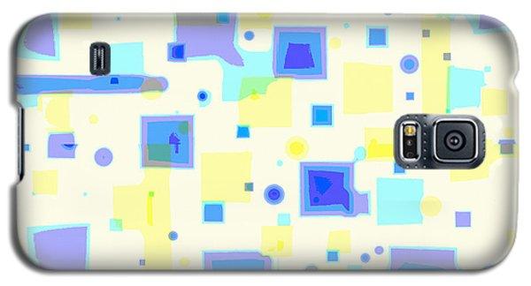 Random Blips Galaxy S5 Case
