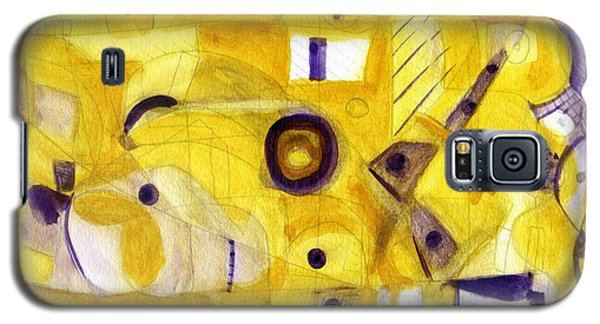 Random Landscape Galaxy S5 Case