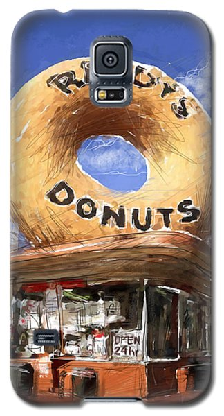 Randy's Donuts Galaxy S5 Case