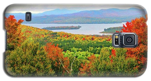 Rangeley Lake And Rangeley Plantation Galaxy S5 Case