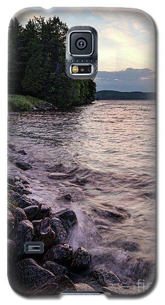 Rangeley Lake State Park In Rangeley Maine  -53215-53218 Galaxy S5 Case
