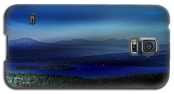 Rangeley Magic Sunset Galaxy S5 Case