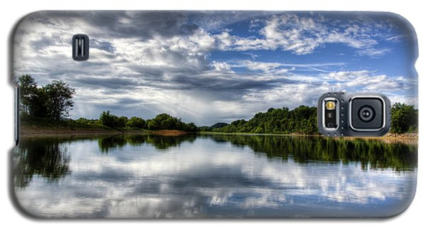 Galaxy S5 Case featuring the photograph Rankin Bottoms Hdr by Douglas Stucky