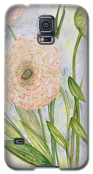 Ranunculus Galaxy S5 Case