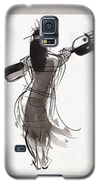 Rapa Nui Dancer Galaxy S5 Case