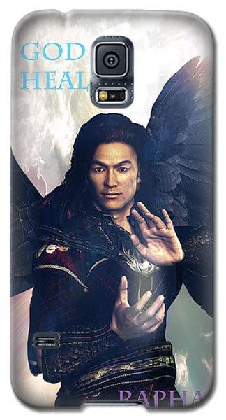Raphael Heals 7 Galaxy S5 Case