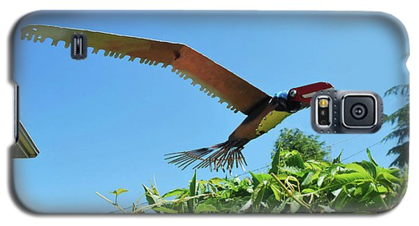 Raptor Fly Over Galaxy S5 Case