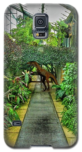 Raptor Seen In Kew Gardens Galaxy S5 Case