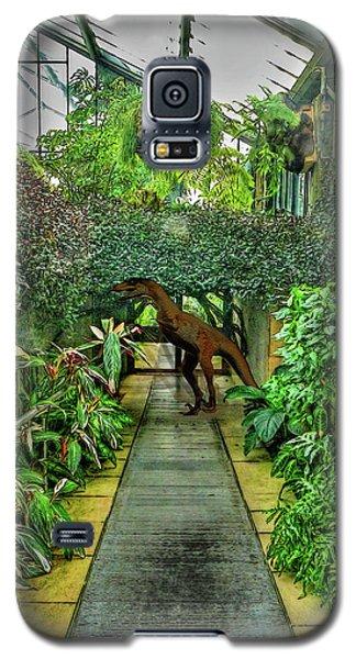 Raptor Seen In Kew Gardens Galaxy S5 Case