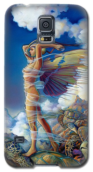 Rapture And The Ecstasea Galaxy S5 Case by Patrick Anthony Pierson