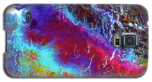 Galaxy S5 Case featuring the painting Rapture by Jo Appleby