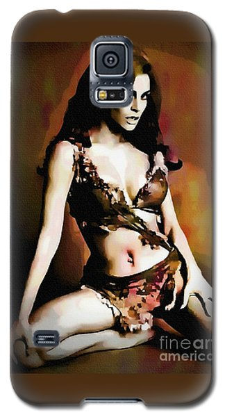 Raquel Welch - One Million Years B.c.  Galaxy S5 Case