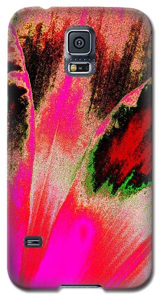 Rare Daylily Galaxy S5 Case