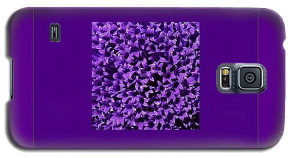 Rare Flower Galaxy S5 Case