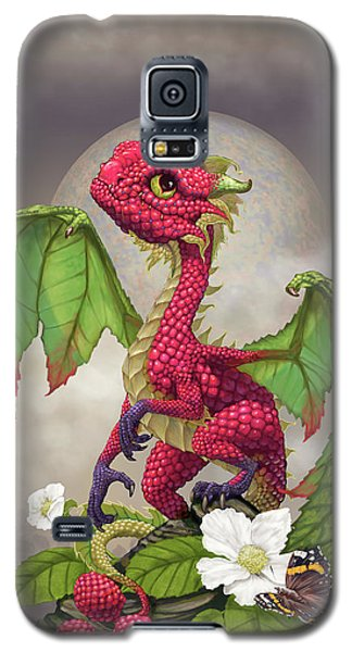 Raspberry Dragon Galaxy S5 Case