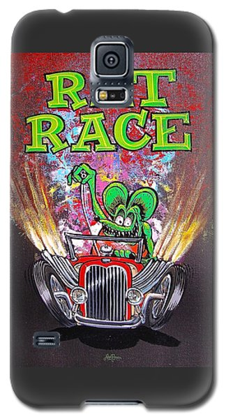 Rat Race Galaxy S5 Case