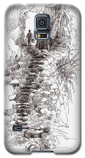 Rat Road Galaxy S5 Case