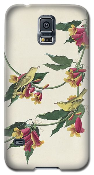 Rathbone Warbler Galaxy S5 Case