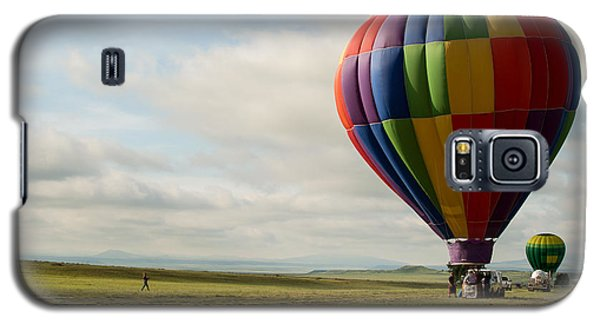 Raton Balloon Festival Galaxy S5 Case