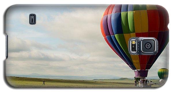 Raton Balloon Festival Galaxy S5 Case
