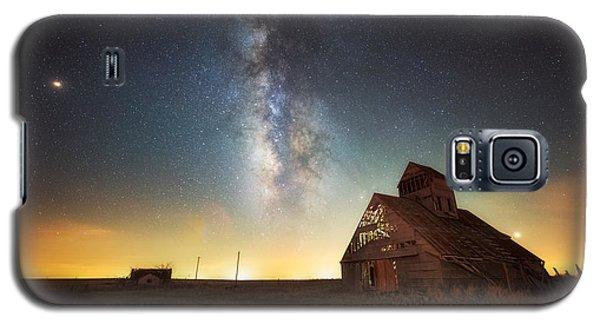 Rattlesnake Silo Barn Galaxy S5 Case