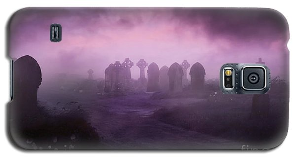 Rave In The Grave Galaxy S5 Case