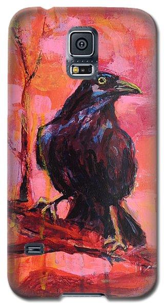 Raven Bright Galaxy S5 Case
