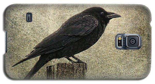 Raven Galaxy S5 Case by Elena Nosyreva