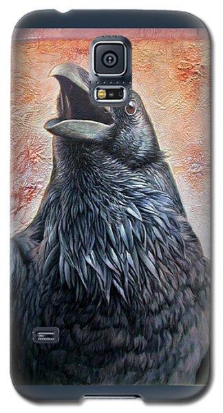 Raven Galaxy S5 Case