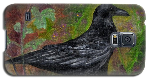 Raven In Columbine Galaxy S5 Case