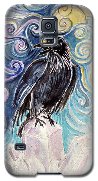 Raven Magic Galaxy S5 Case