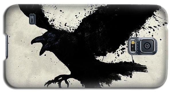 Raven Galaxy S5 Case by Nicklas Gustafsson