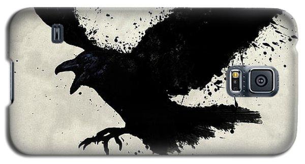 Animals Galaxy S5 Case - Raven by Nicklas Gustafsson