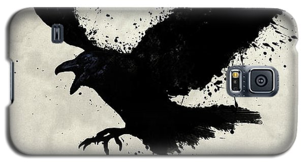 Raven Galaxy S5 Case by Nicklas Gustafsson