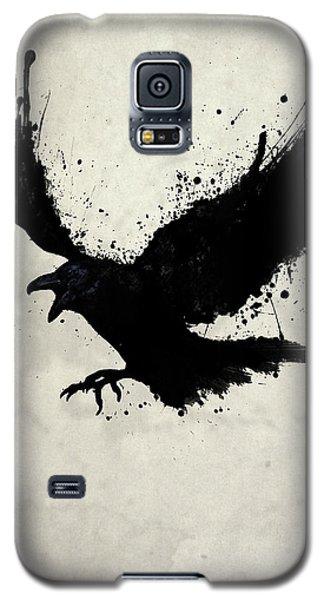 Wildlife Galaxy S5 Case - Raven by Nicklas Gustafsson