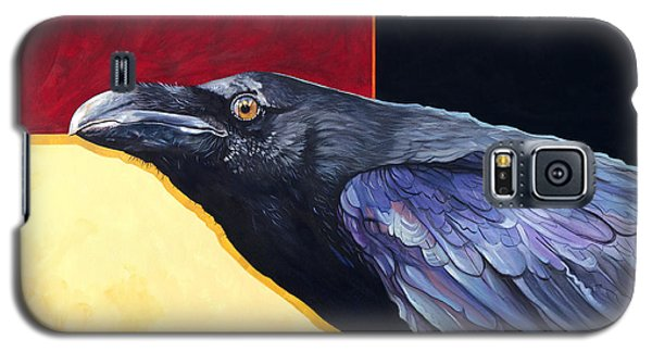 Raven Of The Tomorrow Wings Galaxy S5 Case